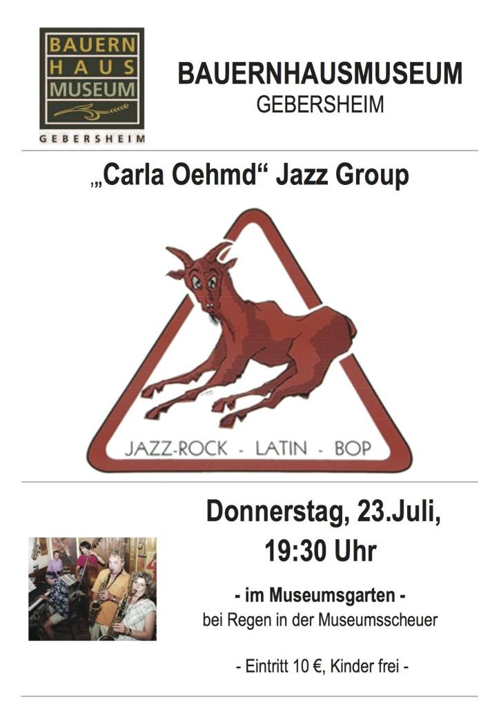 Plakat Gebersheim 2015